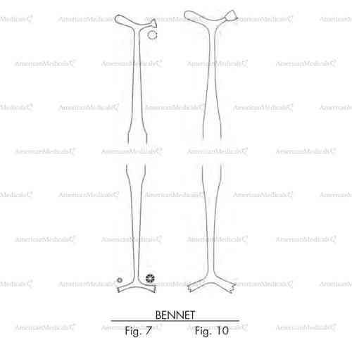 bennet double ended plastic filling instrument - figure 10