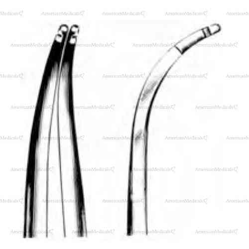 palmer rubber dam clamp forceps