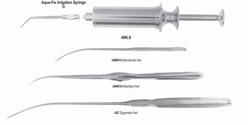 g. hartzell & son aqua-fix irrigation syringes