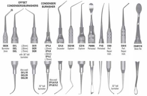 G. Hartzell & Son U Of Penn Endodontic Microsurgical