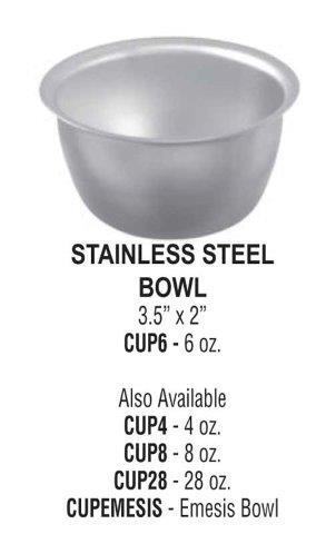 g. hartzell & son stainless steel bowls