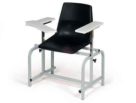 hausmann model 2191 blood chair - standard height
