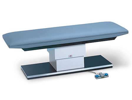 hausmann model 4750 powermatic® table with flat top