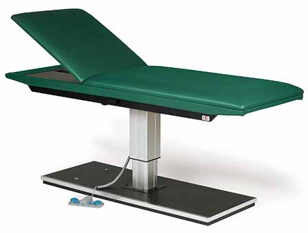 hausmann model 4766, 4767 powermatic® procedure table