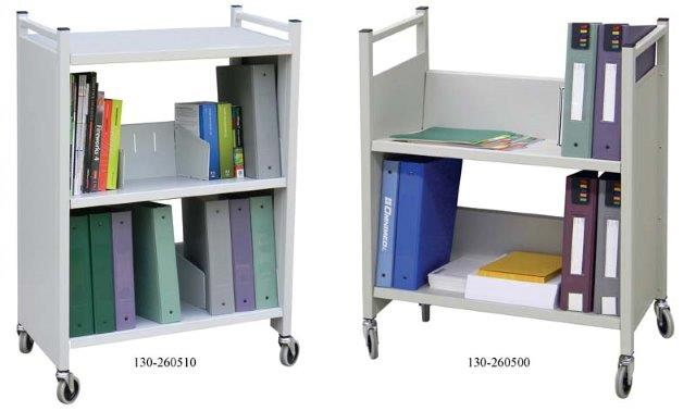 omnimed carrier & cubbie carts