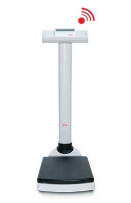 seca 703 high capacity column scale with wireless transmission