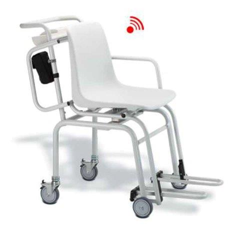 seca 954 wireless chair scales to weigh seated patients