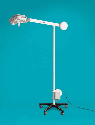 sunnex celestial star™ surgical light - mobile base