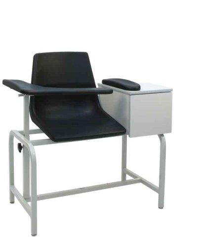 winco model 2570, 2571 blood drawing chair