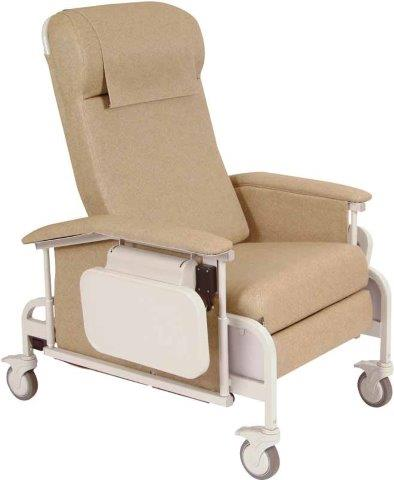 winco model 6550, 6551 drop arm care cliner