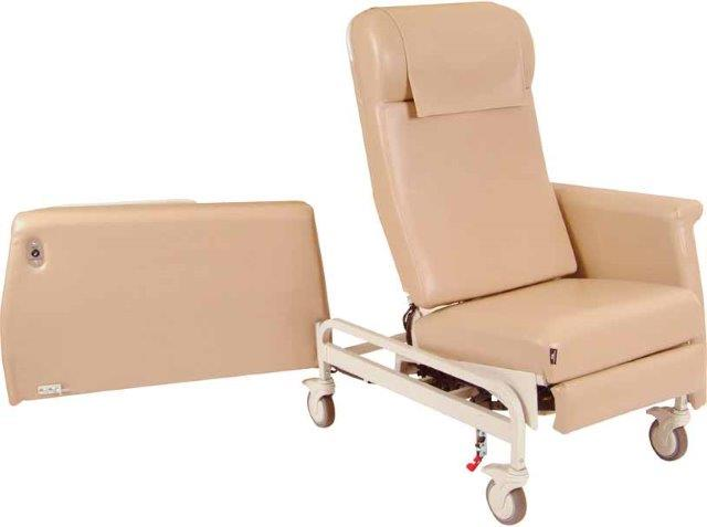 winco model 6940 swing away arm care cliner